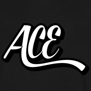 Ace Sig Fixed - Men's V-Neck T-Shirt by Canvas
