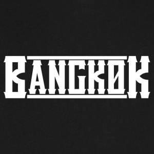 Bangkok - Men's V-Neck T-Shirt by Canvas