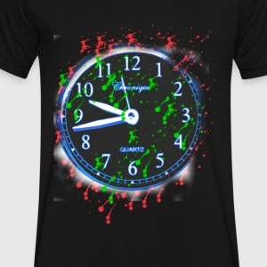 Got Time - Men's V-Neck T-Shirt by Canvas
