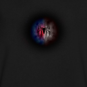 spider - Men's V-Neck T-Shirt by Canvas