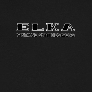 Elka - Men's V-Neck T-Shirt by Canvas