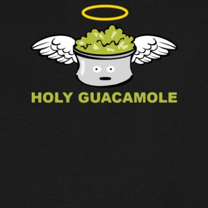 Holy Guacamole - Men's V-Neck T-Shirt by Canvas