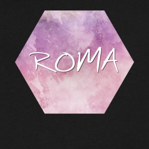 Roma - Rome - Men's V-Neck T-Shirt by Canvas