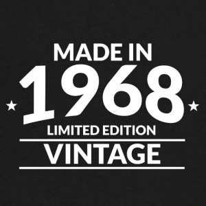 Made in 196 Limited Edition Vintage - Men's V-Neck T-Shirt by Canvas
