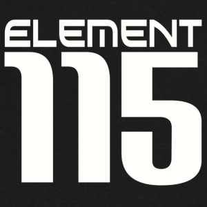 Element115 - Men's V-Neck T-Shirt by Canvas