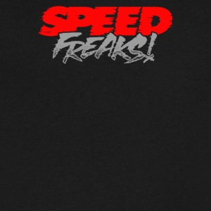 Speed Freaks - Men's V-Neck T-Shirt by Canvas