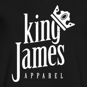 King James Apparel - Men's V-Neck T-Shirt by Canvas