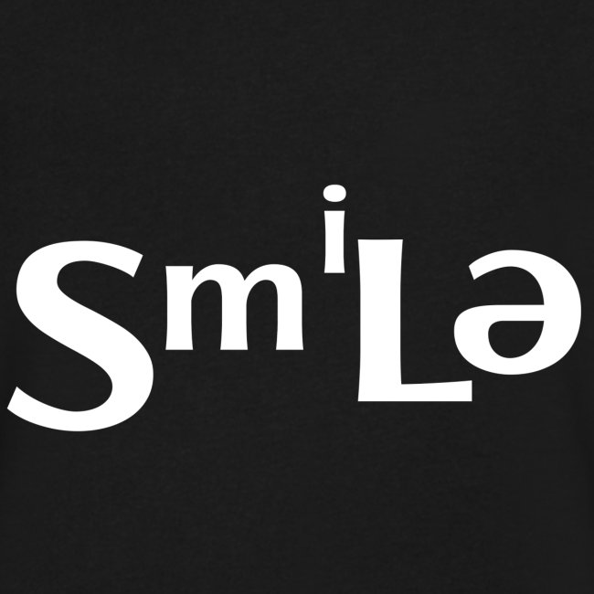"""""""Smile"""" Abstract Design"""