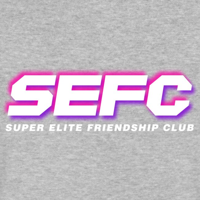 Super Elite Friendship Club Logo Vapor v2