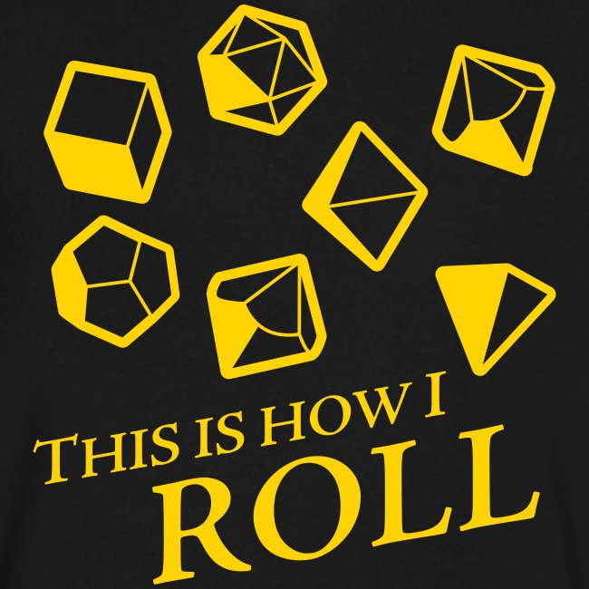 How I Roll Fantasy Dice