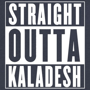 Straight Outta Kaladesh - Men's V-Neck T-Shirt by Canvas
