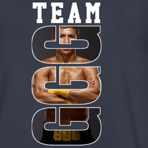 GGG Team Picture - Men's V-Neck T-Shirt by Canvas