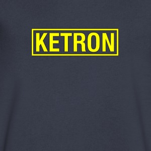 Ketron yellow - Men's V-Neck T-Shirt by Canvas