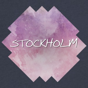 Stockholm - Men's V-Neck T-Shirt by Canvas