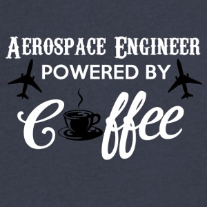 Aerospace Engineer - Men's V-Neck T-Shirt by Canvas
