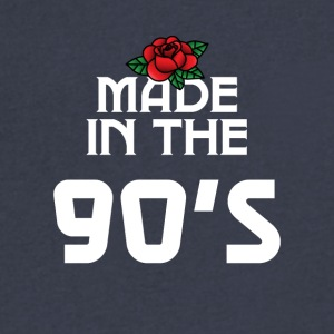 Made in the 90's - Men's V-Neck T-Shirt by Canvas