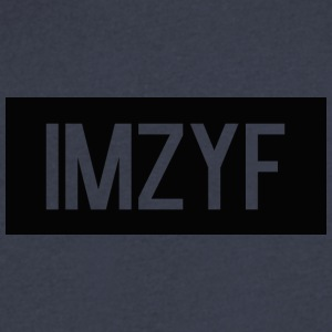 ImZyf Shirt - Men's V-Neck T-Shirt by Canvas