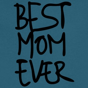 Best Mom Ever Hand Writing Special Mother's Day 1c - Men's V-Neck T-Shirt by Canvas