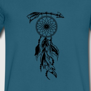 Dream Catcher - Graphic T-shirt and Collection - Men's V-Neck T-Shirt by Canvas