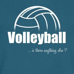 Volleyball-Is there anything else?- Shirt, Hoodie - Men's V-Neck T-Shirt by Canvas