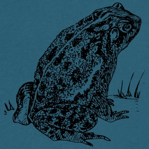 Toad 2400px - Men's V-Neck T-Shirt by Canvas