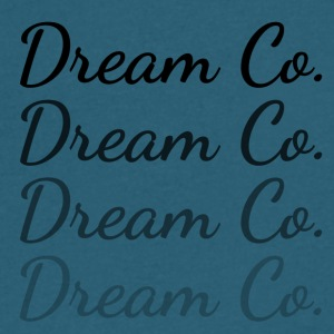 Dream Co. Fading - Men's V-Neck T-Shirt by Canvas