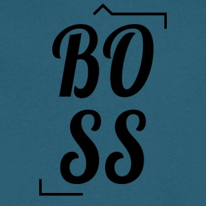 BOSS - Men's V-Neck T-Shirt by Canvas