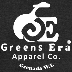 Greens Era Apparel Logo - Unisex Tri-Blend T-Shirt by American Apparel