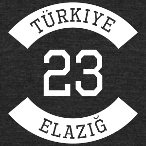 turkiye 23 - Unisex Tri-Blend T-Shirt by American Apparel