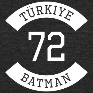 turkiye 72 - Unisex Tri-Blend T-Shirt by American Apparel