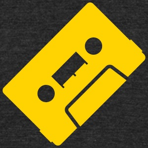 mix tape - Unisex Tri-Blend T-Shirt by American Apparel