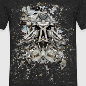 Druid - Unisex Tri-Blend T-Shirt by American Apparel