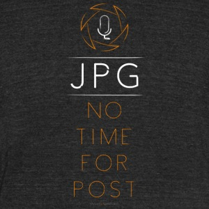 For the JPG Shooter - Unisex Tri-Blend T-Shirt by American Apparel