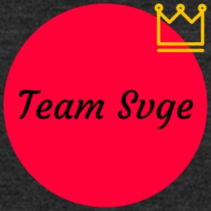 Team Svge - Unisex Tri-Blend T-Shirt by American Apparel