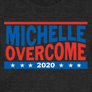 Michelle_Overcome_2020 - Unisex Tri-Blend T-Shirt by American Apparel