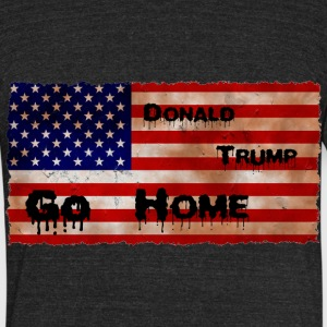 Donald Trump - Unisex Tri-Blend T-Shirt by American Apparel