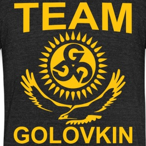 Team GGG Golovkin - Unisex Tri-Blend T-Shirt by American Apparel