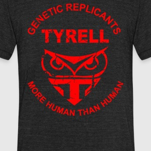 The Tyrell Corporation - Unisex Tri-Blend T-Shirt by American Apparel