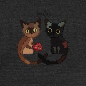 Cat Valentine - Unisex Tri-Blend T-Shirt by American Apparel