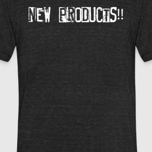 New Product - Unisex Tri-Blend T-Shirt by American Apparel