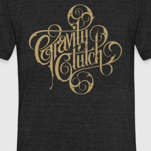 Gravity clutch - Unisex Tri-Blend T-Shirt by American Apparel