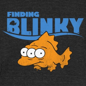 Finding Blinky - Unisex Tri-Blend T-Shirt by American Apparel