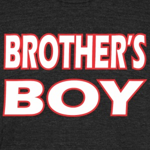 Awesome Brothers Boy - Unisex Tri-Blend T-Shirt by American Apparel