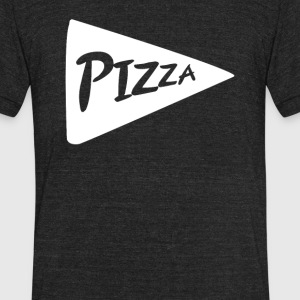 Pizza Party - Unisex Tri-Blend T-Shirt by American Apparel