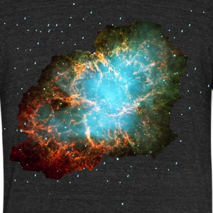 Astral - Unisex Tri-Blend T-Shirt by American Apparel