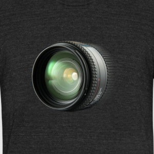 Lens by Loran Design - Unisex Tri-Blend T-Shirt by American Apparel