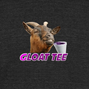 GloatTee Lean - Unisex Tri-Blend T-Shirt by American Apparel