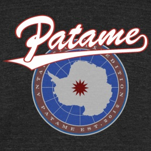 Antarctica Expedition by Patame - Unisex Tri-Blend T-Shirt by American Apparel