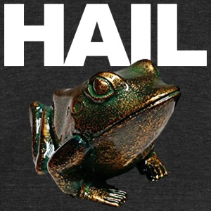 Hail Kek! - Unisex Tri-Blend T-Shirt by American Apparel