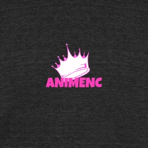 ANIMENC MERCH - Unisex Tri-Blend T-Shirt by American Apparel